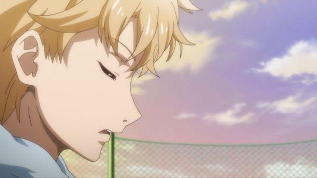 Hayama Hayato (葉山 隼人) tells Hikigaya Hachiman (比企谷 八幡) that he is not nice guy like he thinks. (Yahari Ore no Seishun Love Comedy wa Machigatteiru. Yahari Ore no Seishun Love Come wa Machigatteiru. Yahari Ore no Seishun Rabukome wa Machigatte Iru. Oregairu My Youth Romantic Comedy Is Wrong, as I Expected. My Teen Romantic Comedy SNAFU Yahari Ore no Seishun Love Comedy wa Machigatteiru. Zoku Yahari Ore no Seishun Love Come wa Machigatteiru. Zoku Oregairu Zoku My Teen Romantic Comedy SNAFU TOO! やはり俺の青春ラブコメはまちがっている。 やはり俺の青春ラブコメはまちがっている。続 俺ガイル 果然我的青春戀愛喜劇搞錯了。 果然我的青春戀愛喜劇搞錯了。續 ep 7)