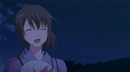 How is Yukinoshita Haruno (雪ノ下 陽乃) feeling when she sees Hikigaya Hachiman (比企谷 八幡) & Yuigahama Yui (由比ヶ浜 結衣) are alone together? (Yahari Ore no Seishun Love Comedy wa Machigatteiru. Yahari Ore no Seishun Love Come wa Machigatteiru. Yahari Ore no Seishun Rabukome wa Machigatte Iru. Oregairu My Youth Romantic Comedy Is Wrong, as I Expected. My Teen Romantic Comedy SNAFU やはり俺の青春ラブコメはまちがっている。 俺ガイル 果然我的青春戀愛喜劇搞錯了。 ep 9)