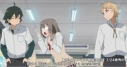 Hikigaya Hachiman (比企谷 八幡) Hayama Hayato (葉山 隼人) Ebina Hina (海老名 姫菜) (Yahari Ore no Seishun Love Comedy wa Machigatteiru. Anime ep10)