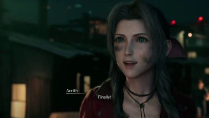 The moment when Aeith Gainsborough (エアリス ゲインズブール) get the new hope. (Final Fantasy VII Remake Final Fantasy 7 Remake FF7 Remake FFVII Remake Final Fantasy VII Final Fantasy 7 FF7 FFVII ファイナルファ ンタジーVII リメイク ファイナルファ ンタジー7 リメイク ファイナルファンタジー7 ファイナルファンタジーVII ไฟนอลแฟนตาซี VII รีเมค ไฟนอลแฟนตาซี 7 รีเมค ไฟนอลแฟนตาซี VII ไฟนอลแฟนตาซี 7 Chapter 12 Episode 12 Chapitre 12 Kapitel 12 Fight For Survival Sector 7 (七番街) Slum)