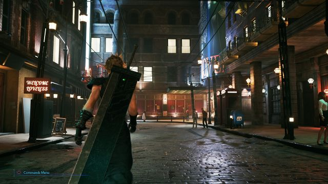 Welcome, Loveless. And their fate begins. (Final Fantasy 7 Remake)
