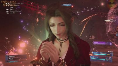Even Aerith's voice is too beautiful. (Final Fantasy VII Remake Final Fantasy 7 Remake FF7 Remake FFVII Remake Final Fantasy VII Final Fantasy 7 FF7 FFVII ファイナルファ ンタジーVII リメイク ファイナルファ ンタジー7 リメイク ファイナルファンタジー7 ファイナルファンタジーVII ไฟนอลแฟนตาซี VII รีเมค ไฟนอลแฟนตาซี 7 รีเมค ไฟนอลแฟนตาซี VII ไฟนอลแฟนตาซี 7)