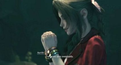 If you change the pronoun, you will see the truth. (Final Fantasy VII Remake Final Fantasy 7 Remake FF7 Remake FFVII Remake Final Fantasy VII Final Fantasy 7 FF7 FFVII ファイナルファ ンタジーVII リメイク ファイナルファ ンタジー7 リメイク ファイナルファンタジー7 ファイナルファンタジーVII ไฟนอลแฟนตาซี VII รีเมค ไฟนอลแฟนตาซี 7 รีเมค ไฟนอลแฟนตาซี VII ไฟนอลแฟนตาซี 7 Chapter 14 Episode 14 Chapitre 14 Kapitel 14 In Search of Hope Sector 5 (伍番街) Slum, Sector 5 Undercity, Aerith's house)
