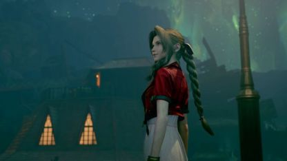 Aerith Gainsborough, the owner of this beautiful home & garden. (Final Fantasy VII Remake Final Fantasy 7 Remake FF7 Remake FFVII Remake Final Fantasy VII Final Fantasy 7 FF7 FFVII ファイナルファ ンタジーVII リメイク ファイナルファ ンタジー7 リメイク ファイナルファンタジー7 ファイナルファンタジーVII ไฟนอลแฟนตาซี VII รีเมค ไฟนอลแฟนตาซี 7 รีเมค ไฟนอลแฟนตาซี VII ไฟนอลแฟนตาซี 7 Chapter 14 Episode 14 Chapitre 14 Kapitel 14 In Search of Hope Sector 5 (伍番街) Slum, Sector 5 Undercity, Aerith's house)