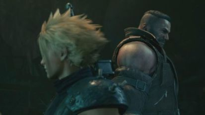 If Barret is the reflection of that girl for real, this image can show something amazing. (Final Fantasy VII Remake Final Fantasy 7 Remake FF7 Remake FFVII Remake Final Fantasy VII Final Fantasy 7 FF7 FFVII ファイナルファ ンタジーVII リメイク ファイナルファ ンタジー7 リメイク ファイナルファンタジー7 ファイナルファンタジーVII ไฟนอลแฟนตาซี VII รีเมค ไฟนอลแฟนตาซี 7 รีเมค ไฟนอลแฟนตาซี VII ไฟนอลแฟนตาซี 7 Chapter 14 Episode 14 Chapitre 14 Kapitel 14 In Search of Hope Sector 5 (伍番街) Slum, Sector 5 Undercity, Aerith's house)
